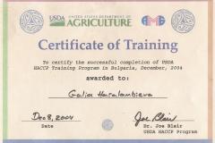 galq sertifakat